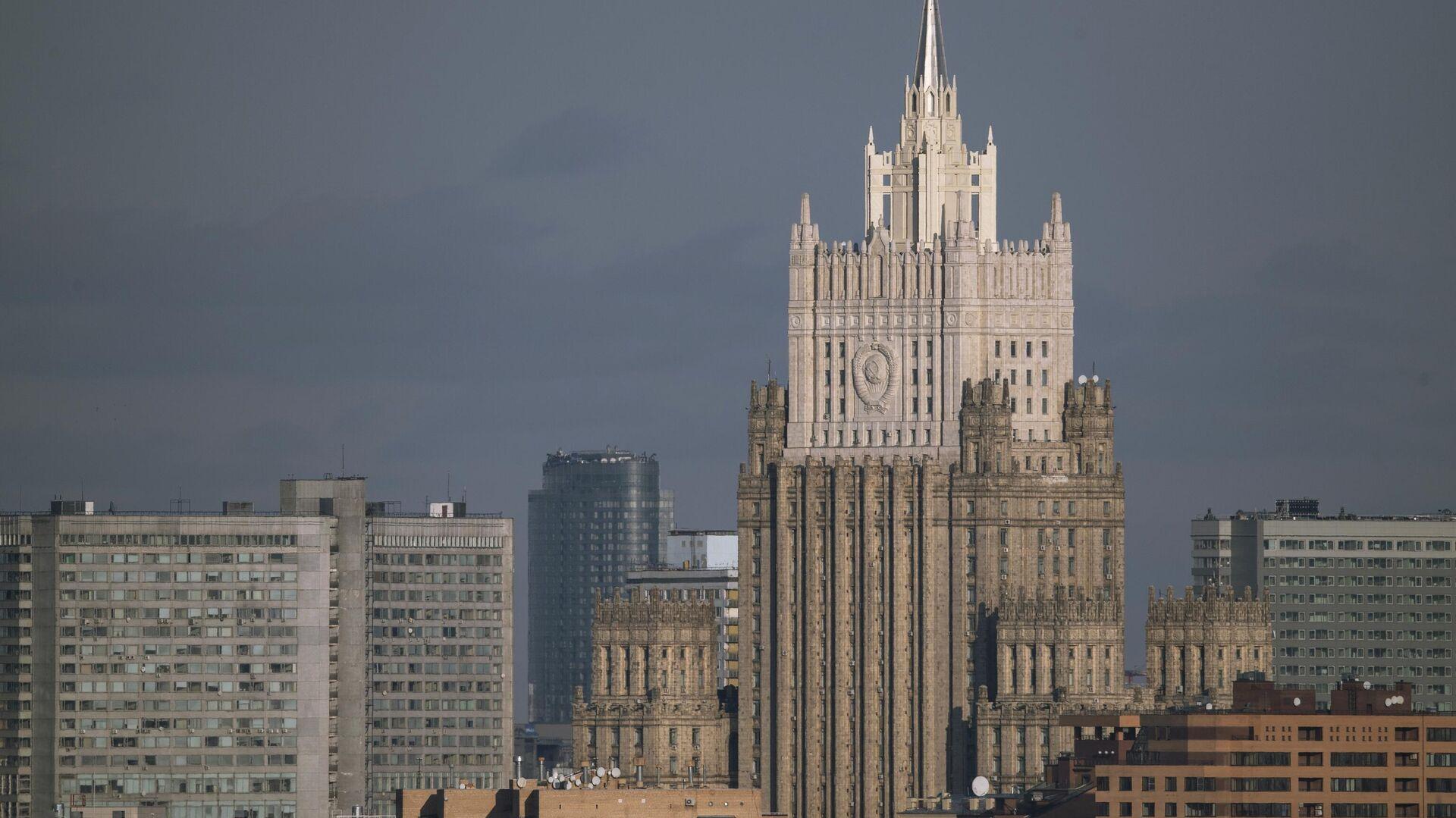Здание МИД России - РИА Новости, 1920, 23.04.2020