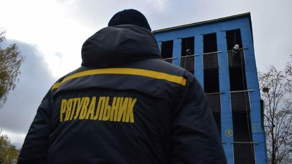 Пожарная служба Украины