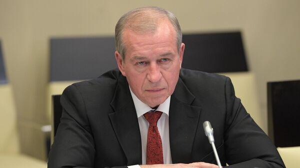 Экс-губернатор Иркутской области Сергей Левченко