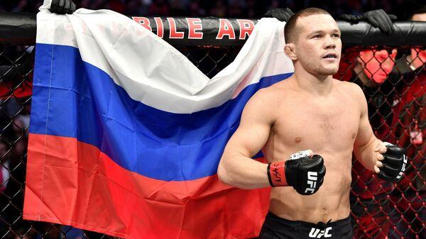 Петр Ян. MMA получает новую суперзвезду из России