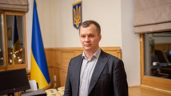 Министр развития экономики, торговли и сельского хозяйства Украины Тимофей Милованов