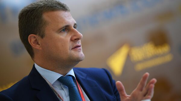 Генеральный директор Фонда развития Дальнего Востока Алексей Чекунков