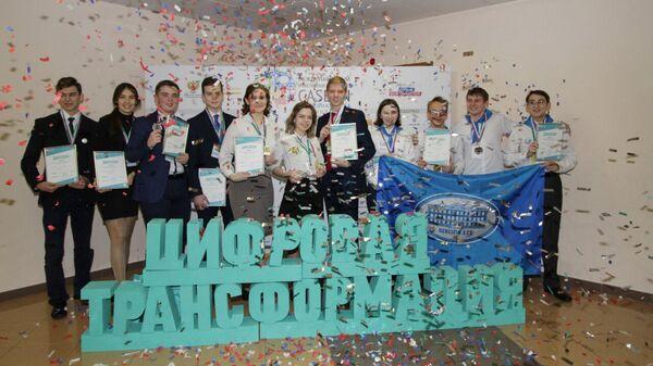 Школьники из Чувашии, Новосибирска и Ямала завоевали награды CASE-IN