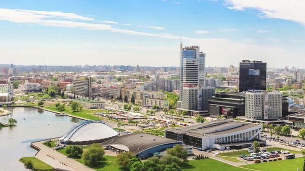 Дворец спорта в Минске