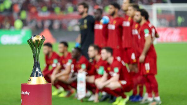 Трофей клубного чемпионата мира по футболу