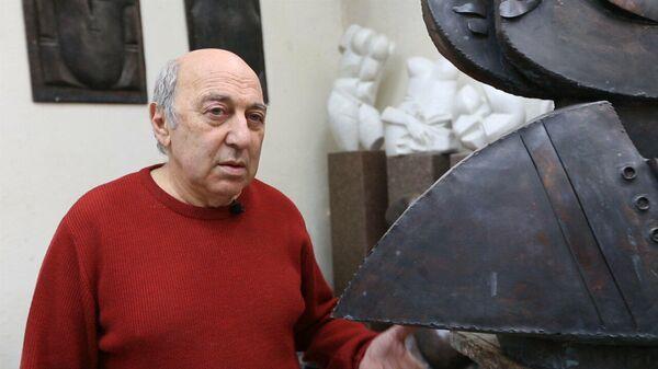 Георгий Франгулян: скульптура объединяет все виды искусства