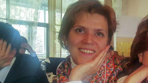 Корреспондент РИА Новости в Бишкеке Юлия Орлова