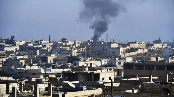 Сирийская провинция Идлиб