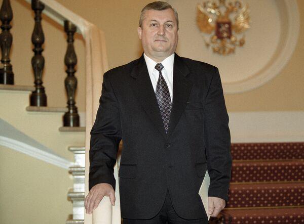Полномочный представитель Президента РФ в Уральском федеральном округе Латышев