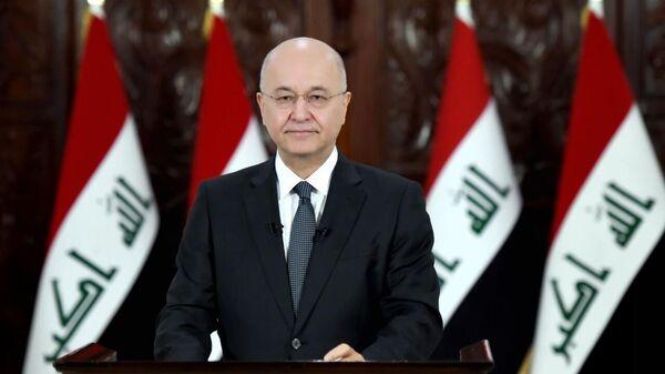 Президент Ирака Бархам Салех