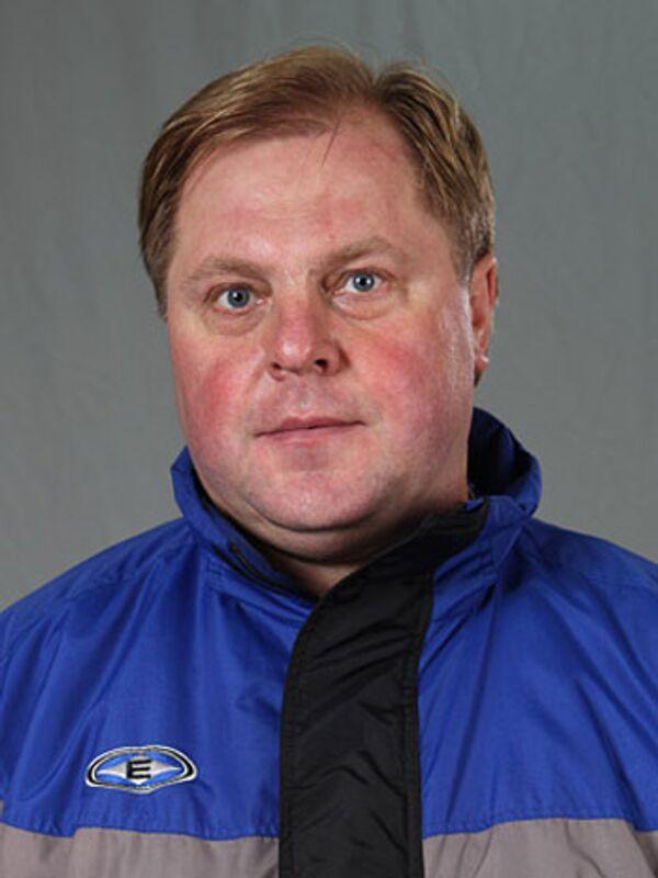 Главный тренер ХК Торпедо Евгений Попихин
