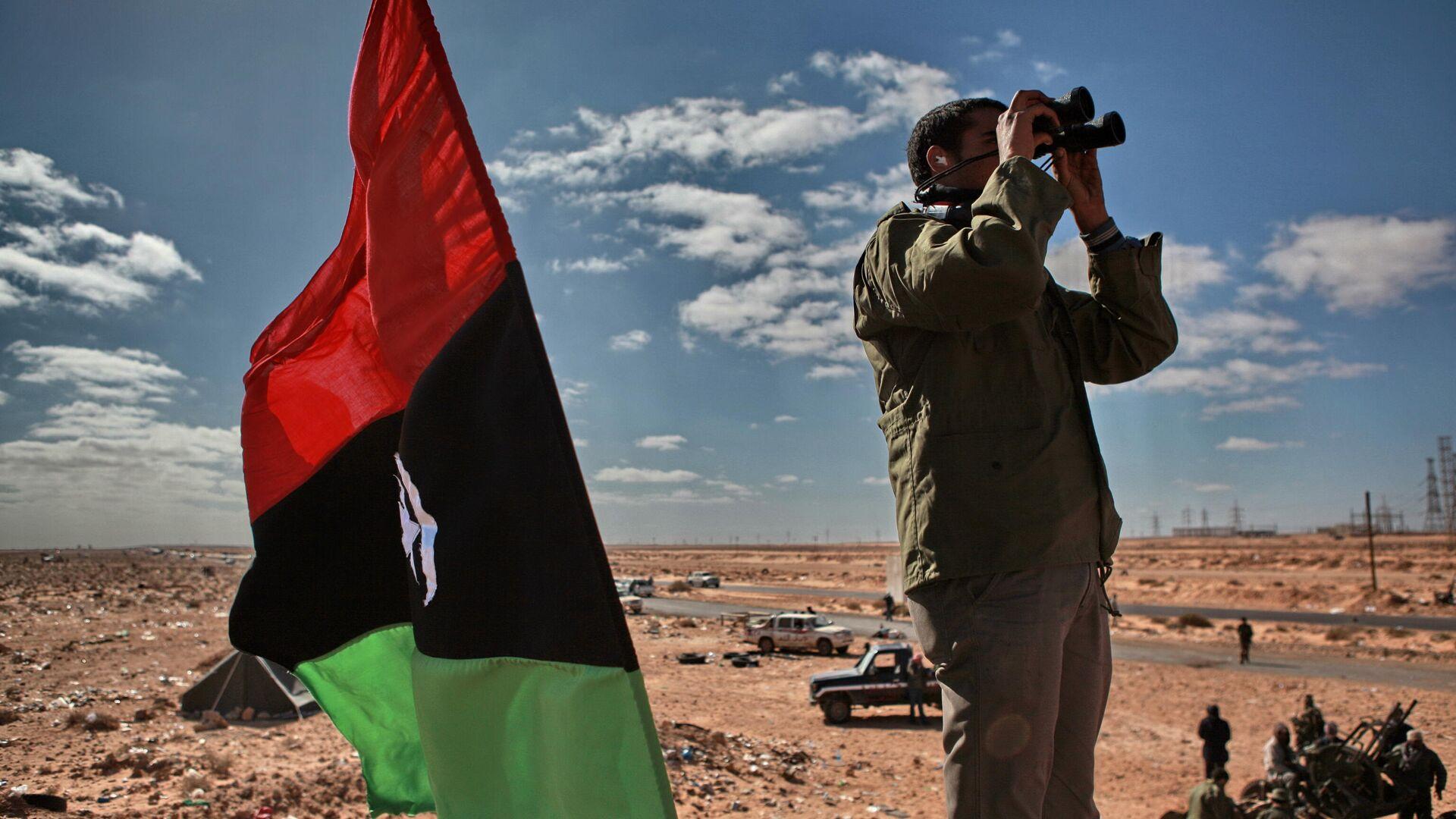 Ситуация в Ливии - РИА Новости, 1920, 13.09.2020