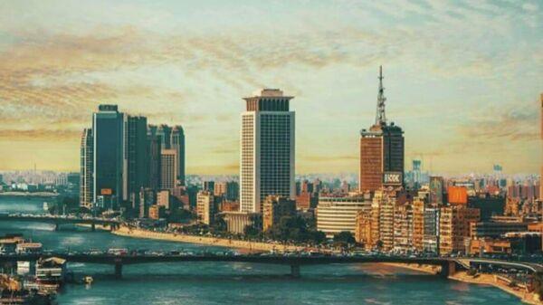 Здание МИД Египта