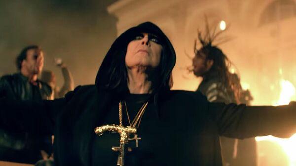 Скриншот видео Ozzy Osbourne Straight to Hell