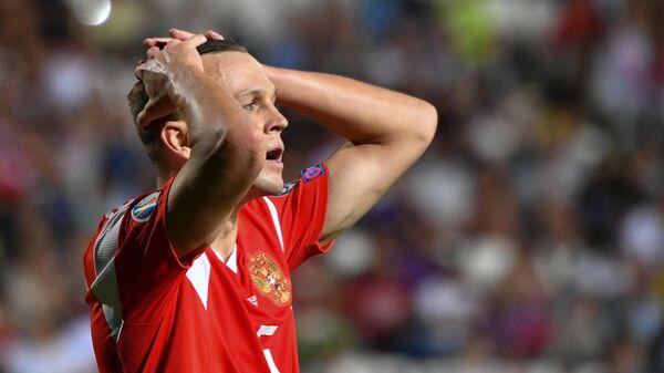 Футболист Денис Черышев