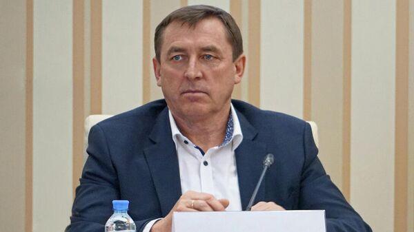 Премьер-министр Крыма Юрий Гоцанюк