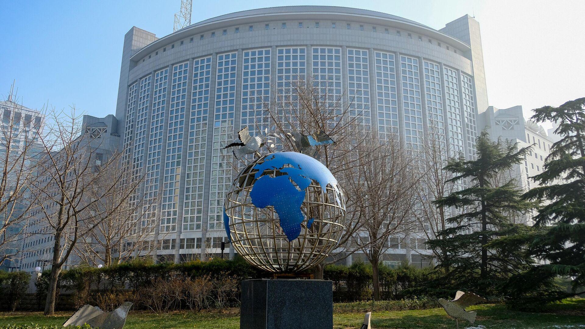 Здание Министерства иностранных дел Китая в Пекине - РИА Новости, 1920, 16.05.2021