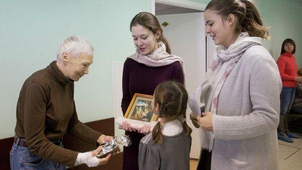 Ежегодная акция Дари радость на Рождество! (Православная служба помощи Милосердие), 2020 год
