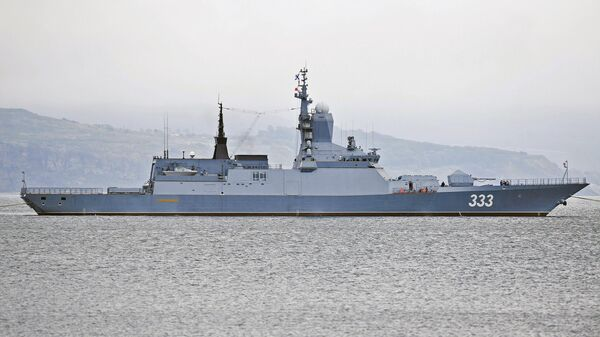 Корвет Совершенный Военно-Морского Флота России