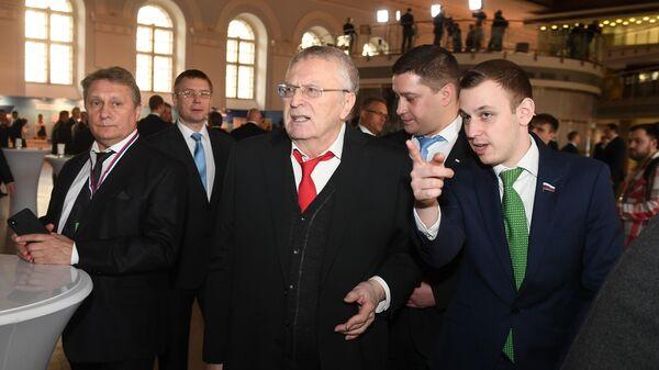 Владимир Жириновский и Ярослав Нилов
