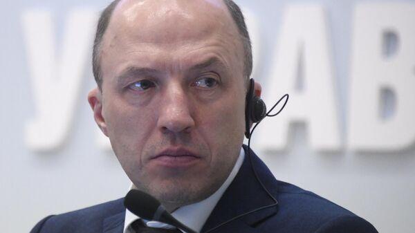 Глава Республики Алтай Олег Хорохордин на XI Гайдаровском форуме в Москве