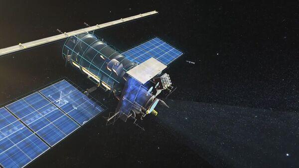 Спутник Метеор-М
