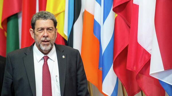 Премьер-министр Сент-Винсента и Гренадин Ральф Гонсалвеш