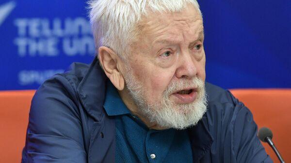 Народный артист России, режиссер Сергей Соловьев