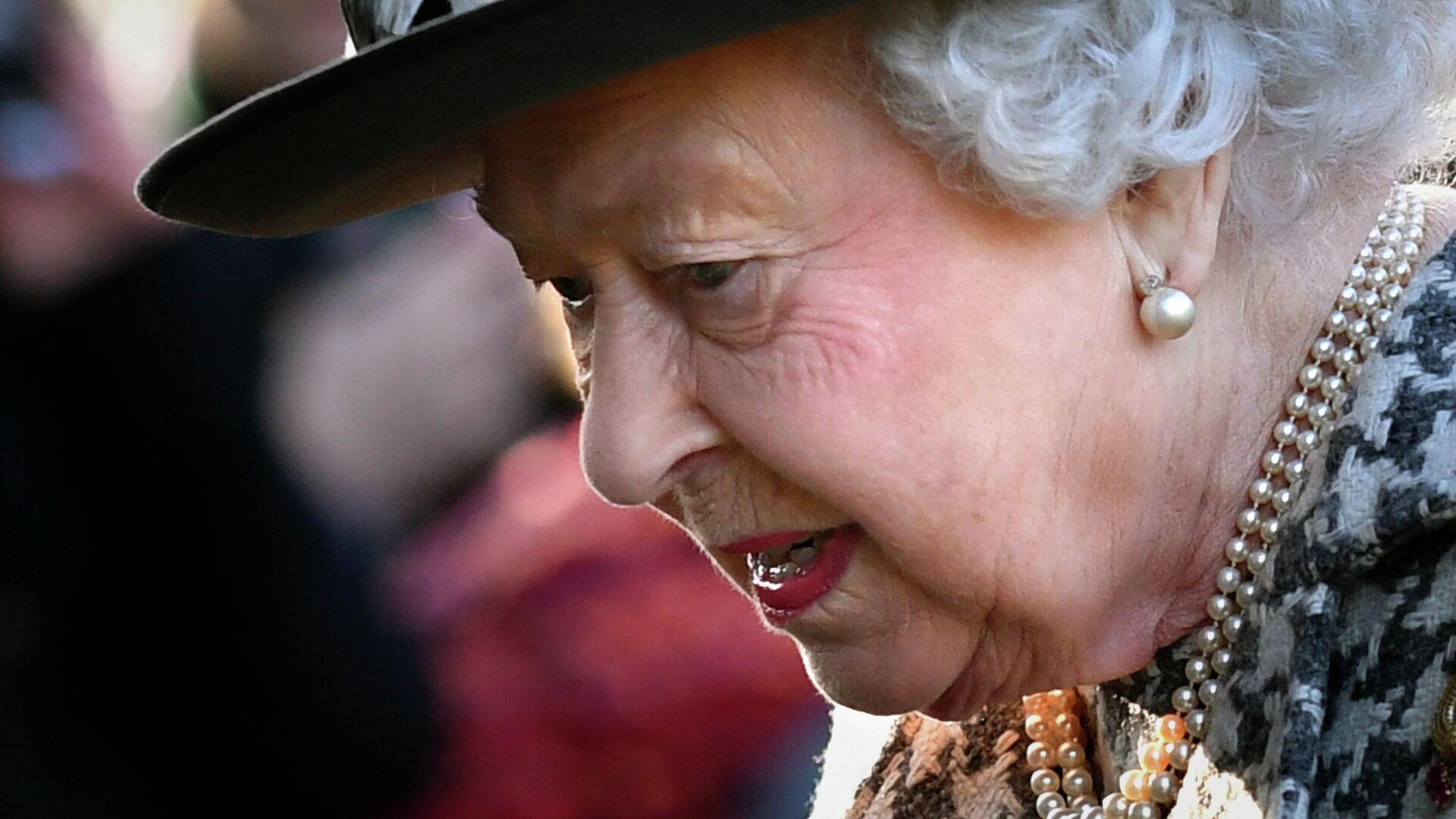 Британская королева Елизавета II   - РИА Новости, 1920, 11.03.2021