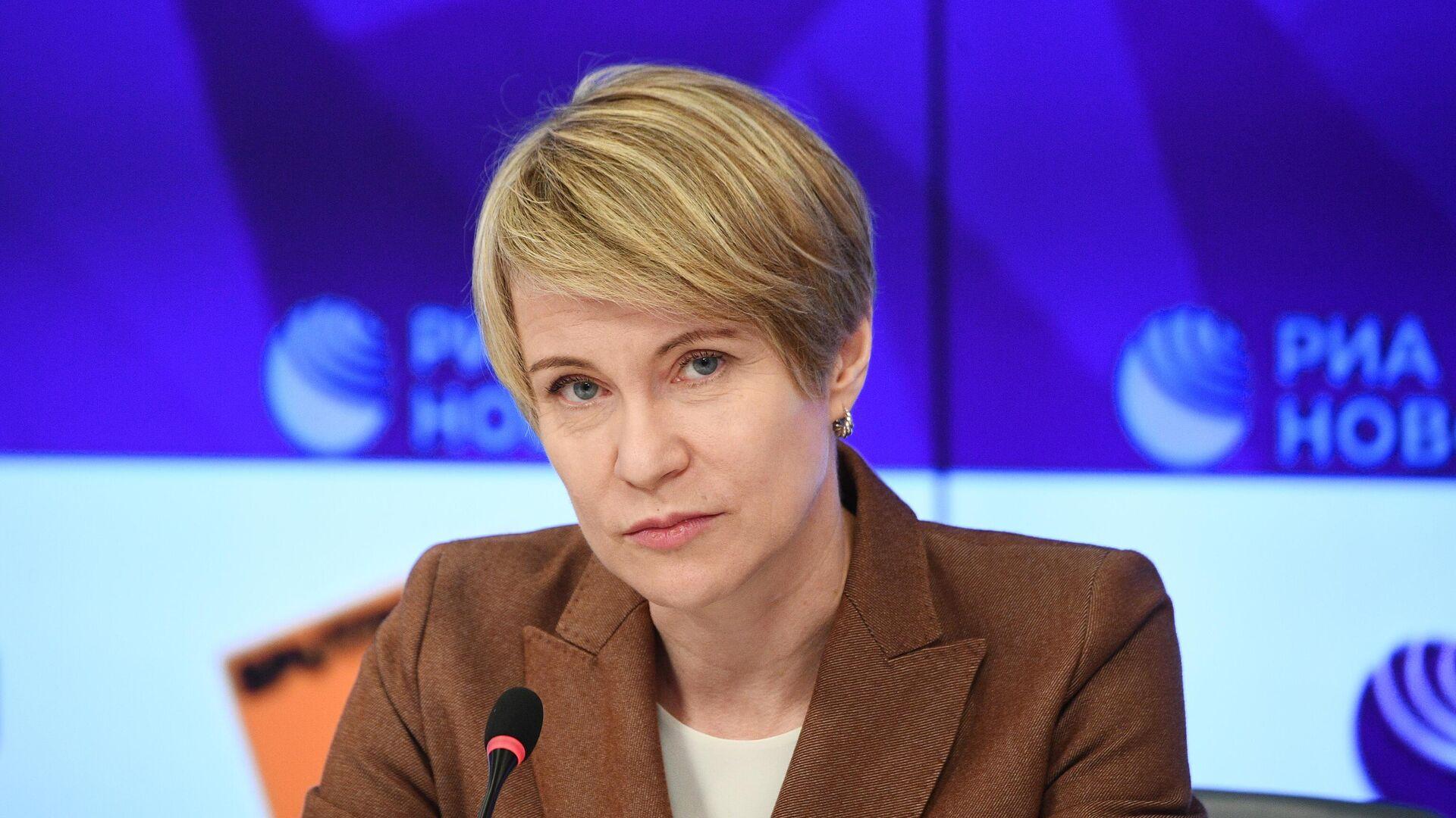 """Шмелева высказалась о работе комиссий """"Единой России"""""""