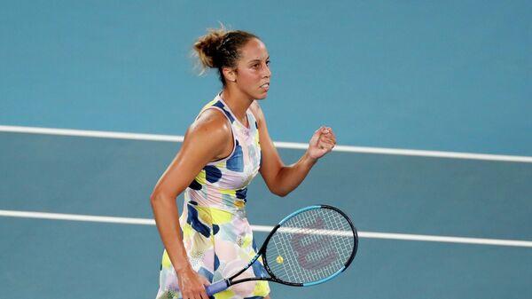 Американская теннисистка Мэдисон Киз