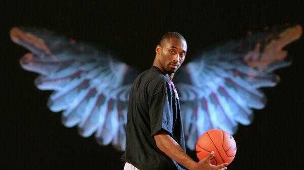 Пятикратный чемпиона мира НБА Кобе Брайант