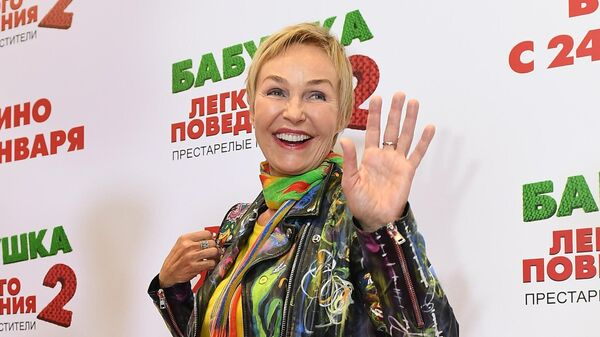 Актриса Наталья Андрейченко