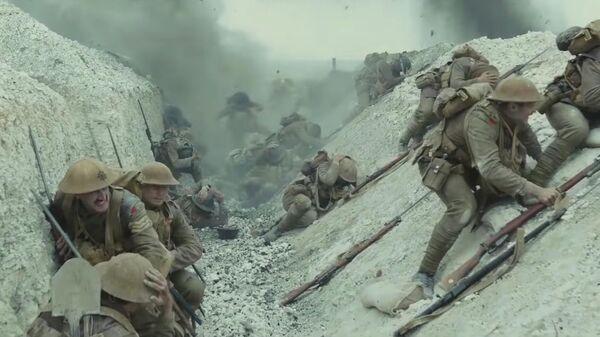 Кадр из фильма 1917