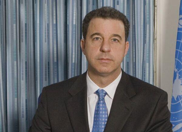 Главный прокурор Международного трибунала для бывшей Югославии Серж Браммерц (Serge Brammertz)