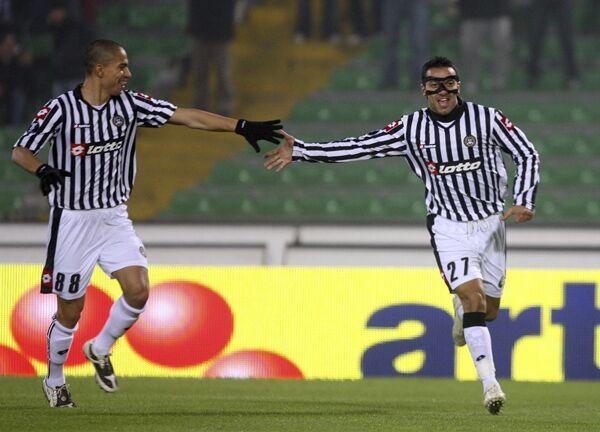 Фабио Куальярелла (справа) и Гокхан Илнер