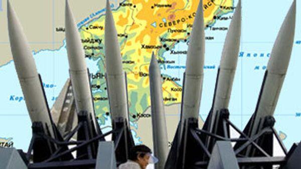 КНДР во вторник произвела пуск противокорабельной и зенитной ракет