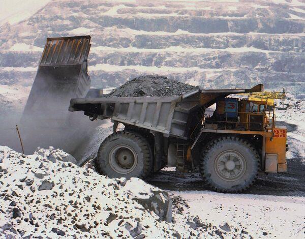 Рудоспуск Центрального рудника