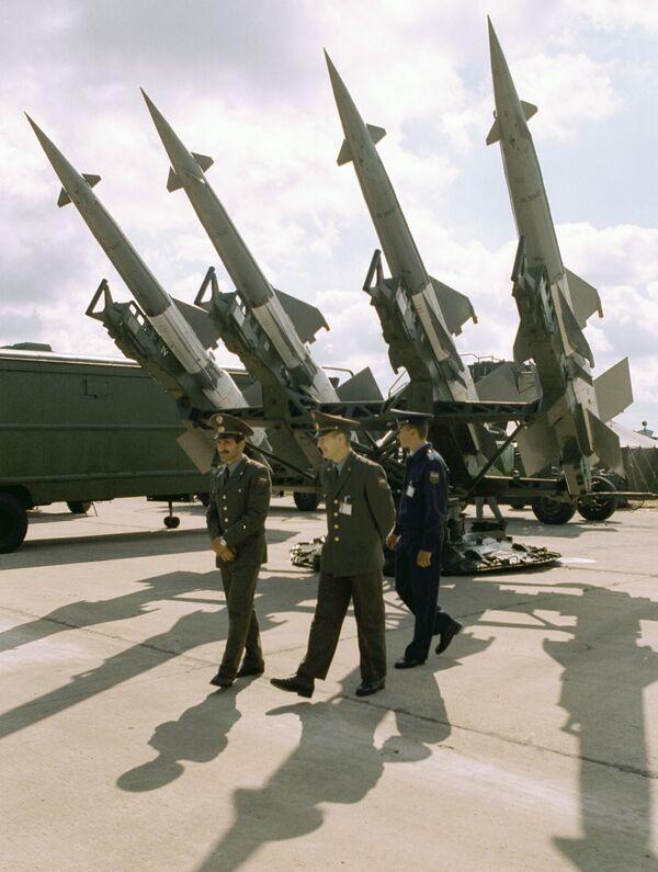 Зенитно-ракетная установка
