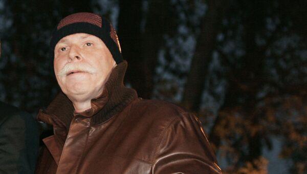 Бадри Патаркацишвили. Архивное фото