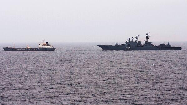 Боевые корабли Северного флота