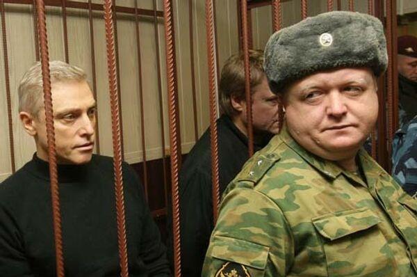 Бывший исполняющий обязанности управделами компании ЮКОС Алексей Курцин
