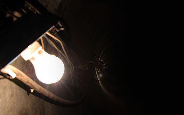 Лампочка. Архивное фото