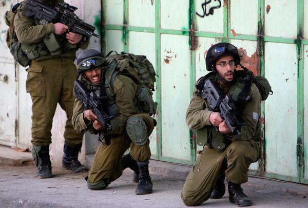 Операция Израиля в секторе Газа.