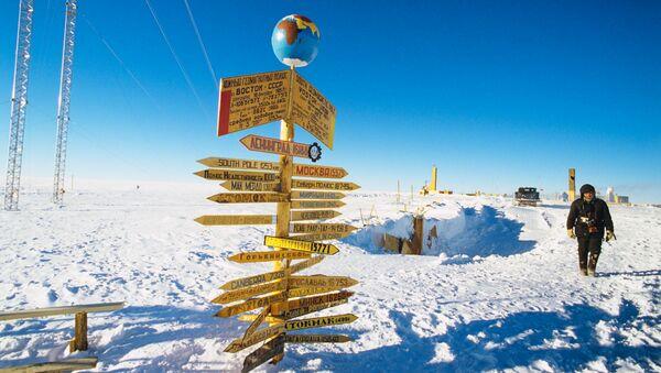 Президент Чили предлагает Дмитрию Медведеву посетить Антарктику