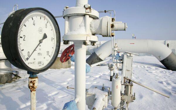 Газокомпрессорная станция в городе Боярка