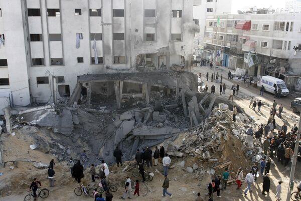 Операция в секторе Газа, которая началась 27 декабря 2008 года и завершилась 18 января, стала ответом Израиля на массированные ракетные обстрелы со стороны палестинских боевиков