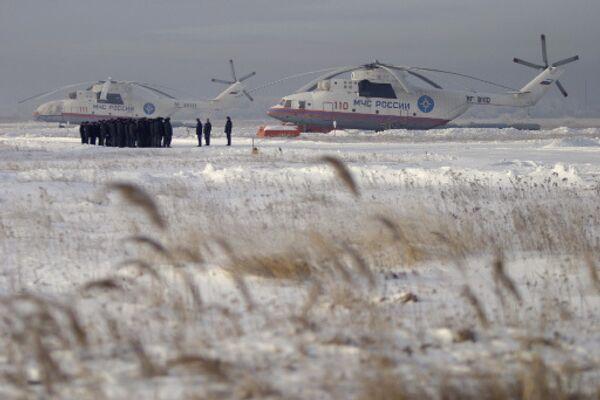 Причиной крушения Ми-2 в ХМАО мог стать отказ системы управления