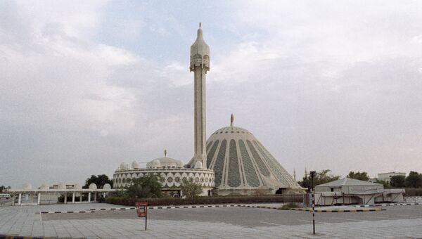 Мечеть в Эль-Кувейте. Архив