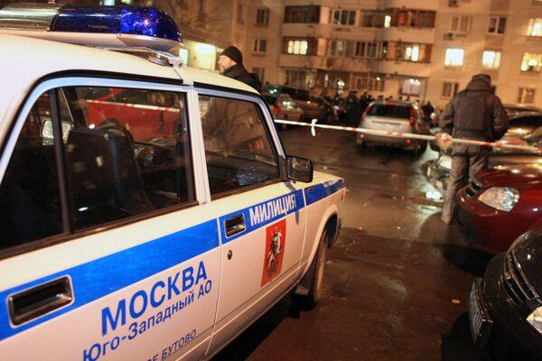 Помощник вице-спикера Госдумы Алексей Беляев мог быть убит с целью ограбления